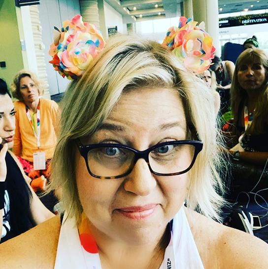 Sue Nelson Zumba Instructor